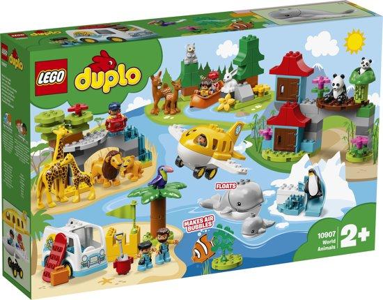 Afbeelding van LEGO DUPLO Dieren van de Wereld - 10907 speelgoed