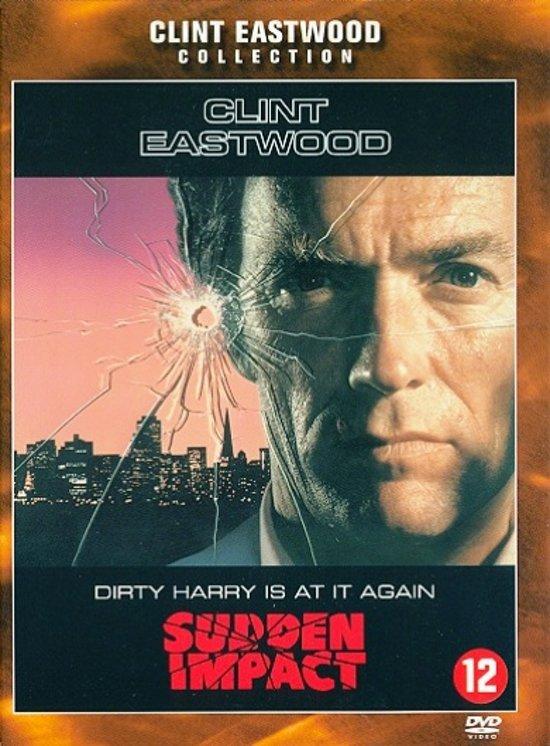 Cover van de film 'Sudden Impact'