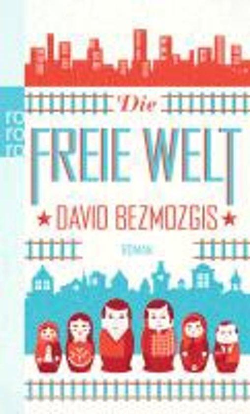 Bol Die Freie Welt David Bezmozgis 9783499242250 Boeken