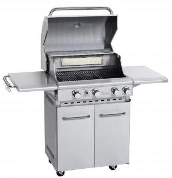 Ckw elegance elektrische buitenkeuken - Barbecue avec rotissoire ...