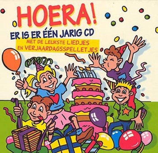 er is er een jarig cd bol.| Various Artists   Er Is Er Een Jarig, Various | CD  er is er een jarig cd