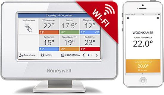bol.com | Honeywell Evohome Aan/Uit Slimme Thermostaat - Wifi ...