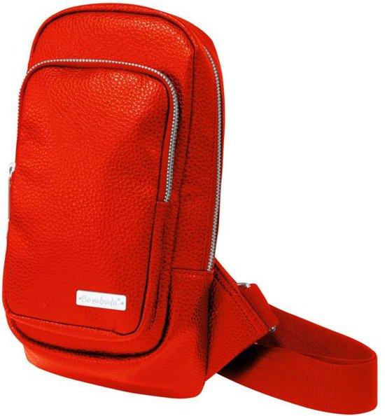 Sling Bombata Pack Crossover Schoudertasje Red Handige nPOk80w