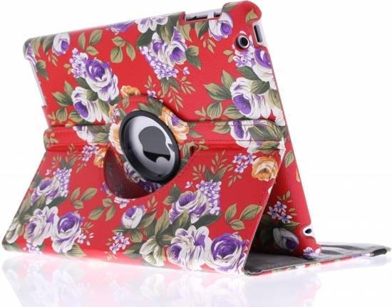 360 ° Floral Rotatif Conçoit Manchon De Tablette Pour Ipad 2/3/4 YTkTjBm