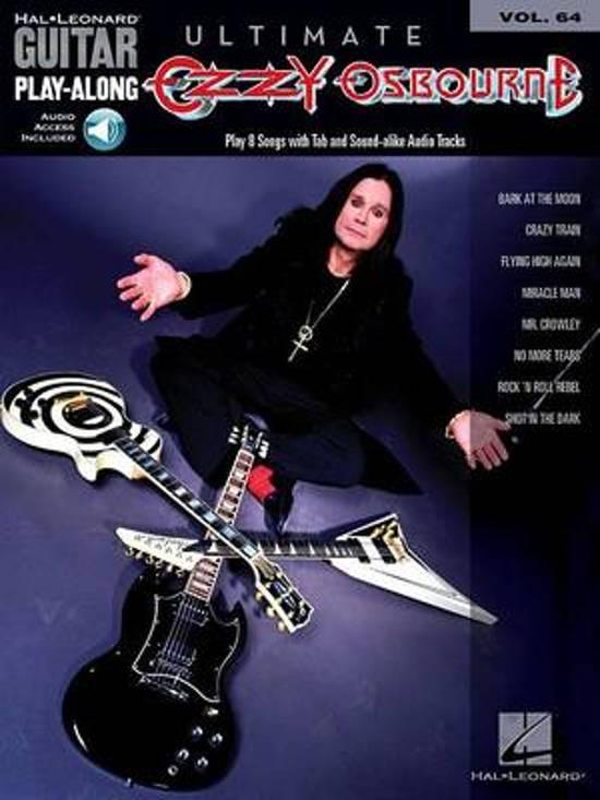 Guitar Play-Along Volume 64