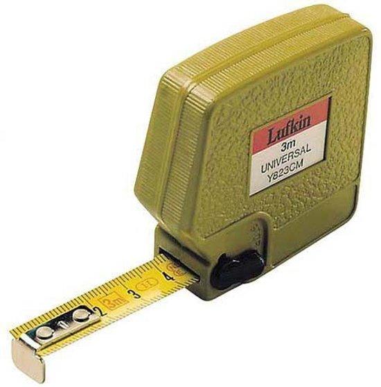 Lufkin Rolbandmaat, metrische maatverdeling Y 823 CM