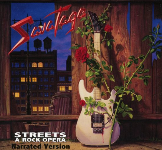 Streets: A Rock Opera (Narrated Version)