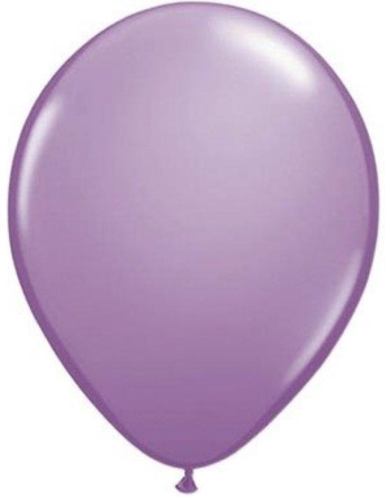 Belbal B105 - Ballonnen lavendel 40 cm (100 stuks) Valentinaa