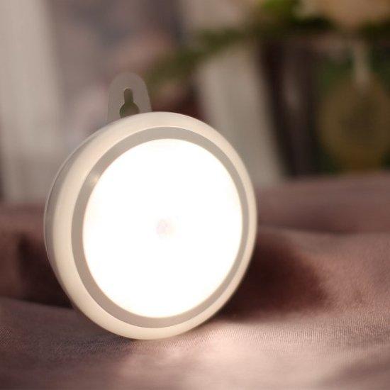 led kast wand nacht lamp met bewegingssensor sensor verlichting