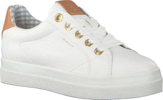Gant 40 Maat Sneakers Wit Aurora Dames qwqv7r