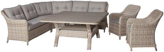 Astonishing Bol Com Garden Impressions Nova Lounge Dining Set 6 Delig Ncnpc Chair Design For Home Ncnpcorg