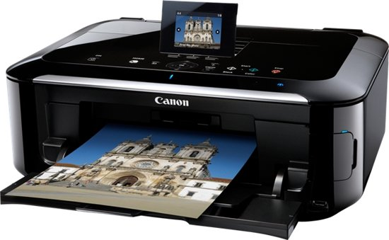 Canon PIXMA MG5350 - Multifunctional Printer (inkt)