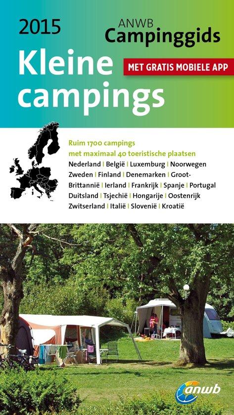 Bolcom Kleine Campings 2015 2016 9789018038281 Boeken