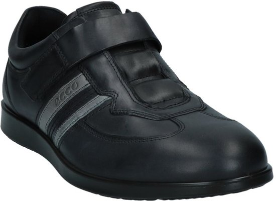Sambal Instappers 630774 52570 Zwart;zwarte titanium indianapolis black Heren 42 Ecco Maat vqEdvA
