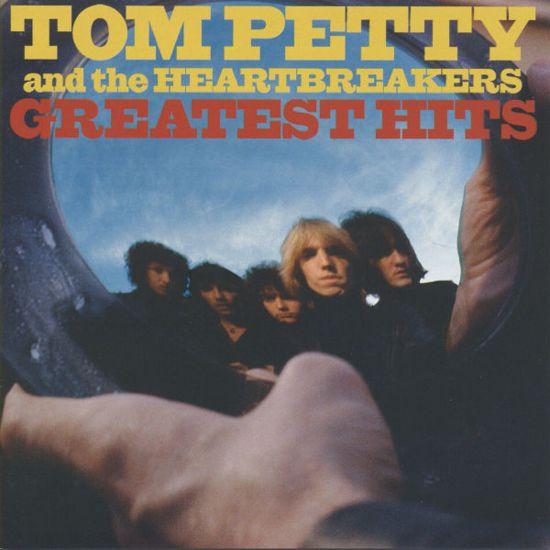 CD cover van Greatest Hits van Tom Petty & The Heartbreakers