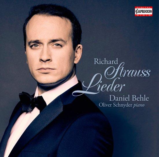 R.Strauss: Lieder / Behle