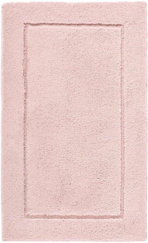 Aquanova Accent - Badmat - 80x160 cm - Blush
