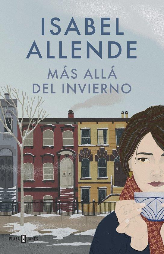 Boek cover Más allá del invierno van Isabel Allende (Hardcover)