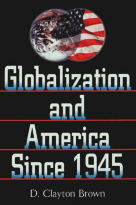 american globalization Feature how globalization went bad from terrorism to global warming, the evils of globalization are more dangerous than ever before what went wrong.
