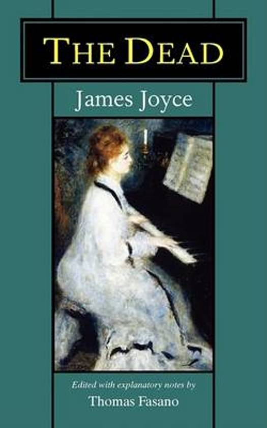 an analysis of life after death in the dead by james joyce