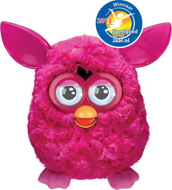 Furby Pink Puff - Roze