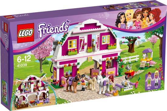 Bol lego friends sunshine ranch lego speelgoed