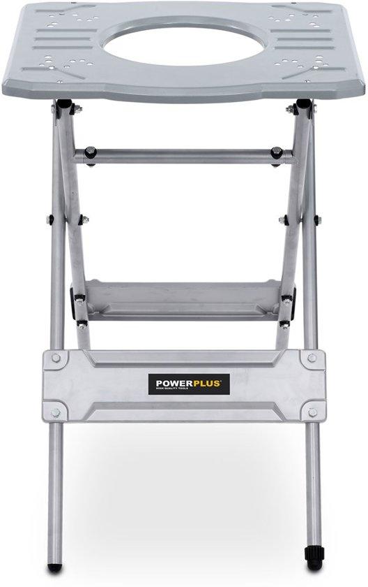 Powerplus POWX53300T Onderstel verstekzaag – Hoogte 825 mm