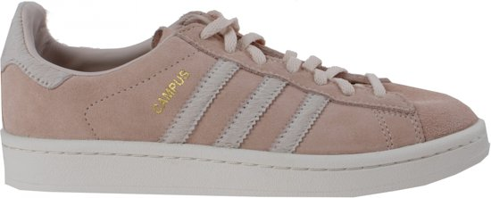 Adidas Campus Sneakers Dames Roze Maat 36 2/3