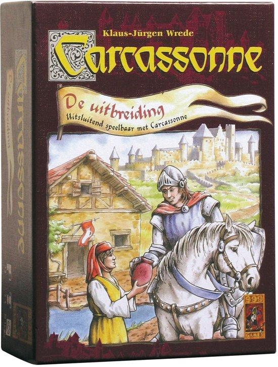 Afbeelding van het spel Carcassonne De Uitbreiding - Bordspel