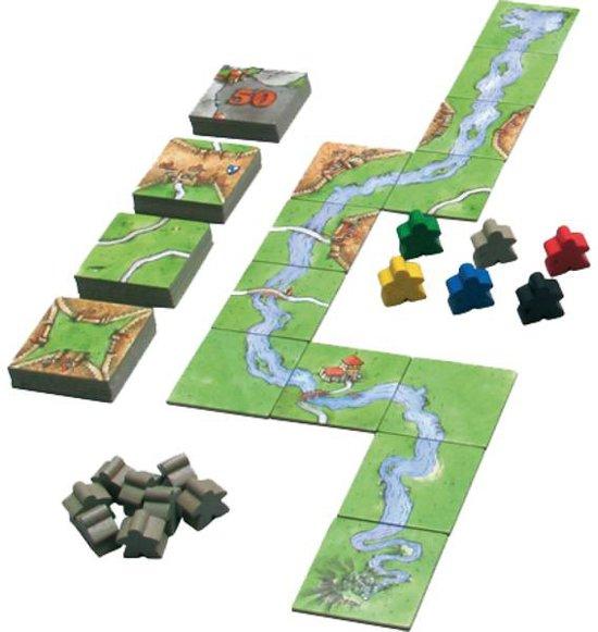 Thumbnail van een extra afbeelding van het spel Carcassonne De Uitbreiding - Bordspel
