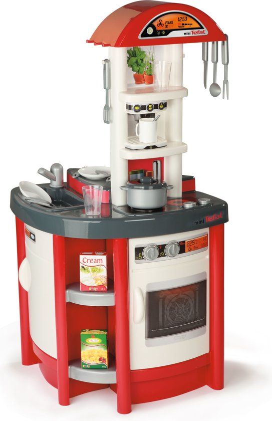 mini tefal studio keuken smoby speelgoed