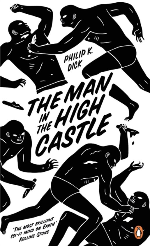 Boek cover The Man in the High Castle van Philip K. Dick (Voordeeleditie)