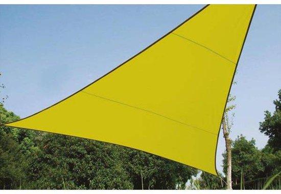 Schaduwdoek Bol Com.Bol Com Schaduwdoek Zonnezeil Driehoek 5 X 5 X 5 M Kleur