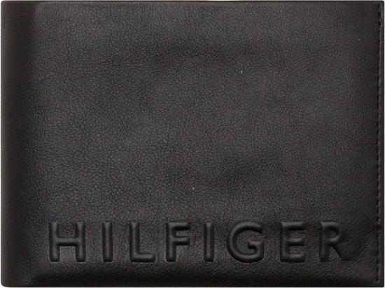0420ad3838e bol.com | Tommy Hilfiger - Deboss - portemonnee heren