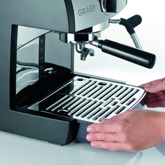 Graef Halfautomatische Espressomachine Es702 Nescafé Dolce Gusto®