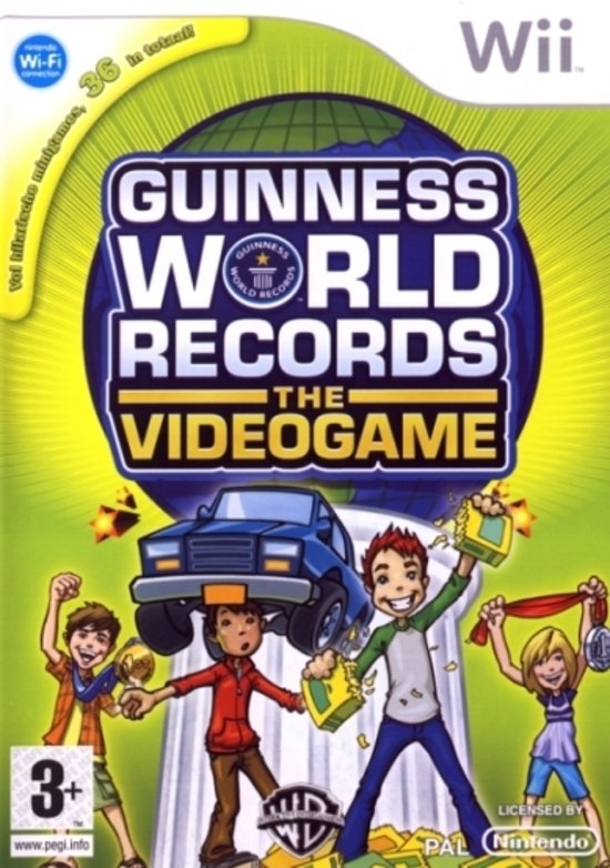 Guinness World Records, The Videogame
