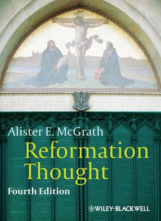 Bol reformation thought ebook alister e mcgrath lees de eerste paginas fandeluxe Images