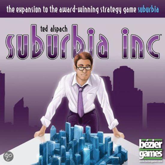 Afbeelding van het spel Suburbia Inc Expansion