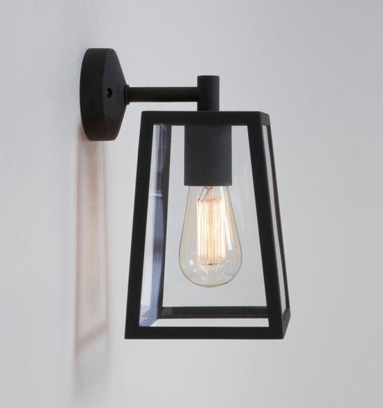 bol.com | Astro Lighting - Calvi Wall - Buitenlamp - Zwart
