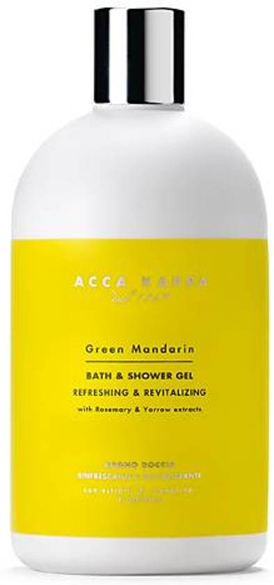 Acca Kappa Green Manderin Bath & Shower 300 ml.