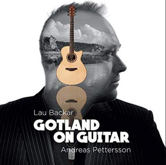 Lau Backar-Gotland On Guitar