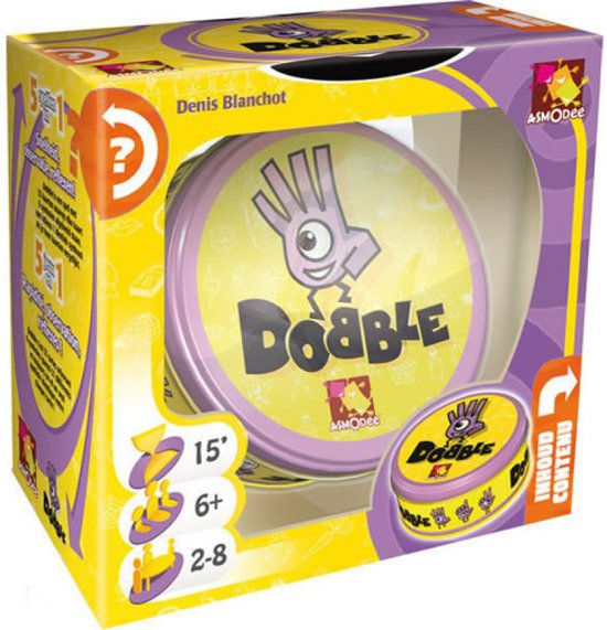 Dobble Classic - Kaartspel