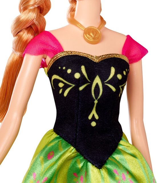 Disney Frozen Prinses Anna & Kristoff - Cadeauset