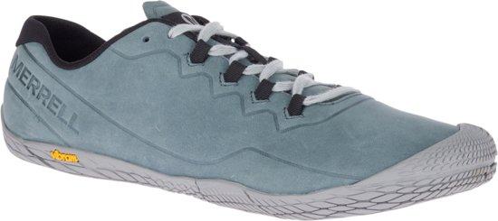 Merrell Vapor Glove 3 Luna Leather Sportschoenen Heren - Slate