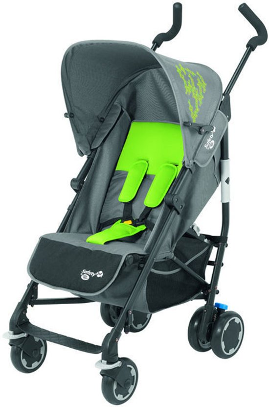 Safety 1st - Buggy Compa'city - Green Mania