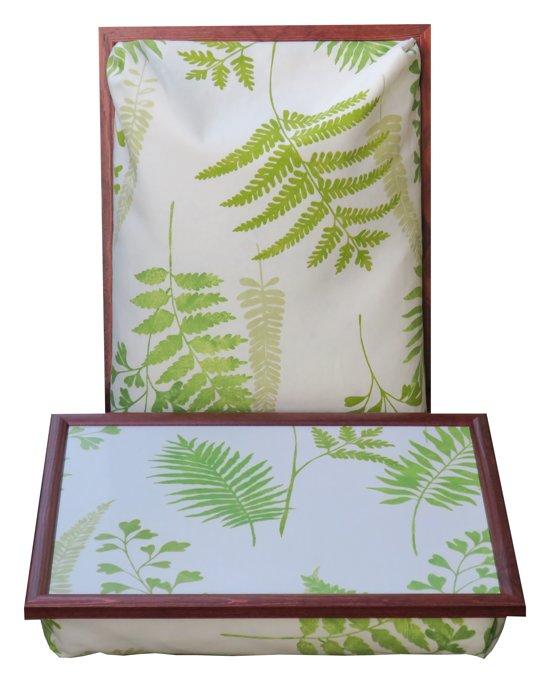 Laptray / Schoottafel / Schootkussen Altijd Groen - 41 x 31 x 10 cm
