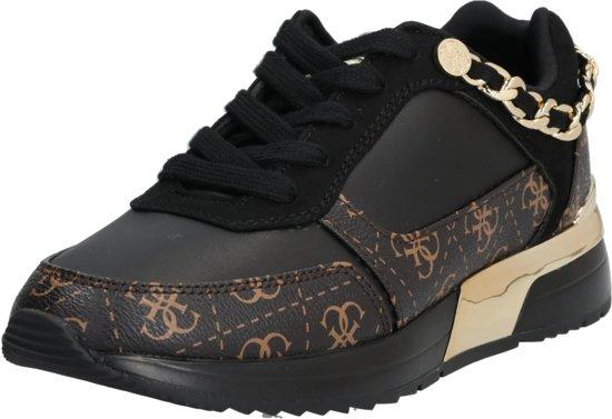 | Guess Dames Sneakers Mian3 Zwart Maat 38