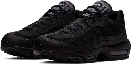 | Nike Air Max 95 Sneakers Maat 44 Mannen zwart