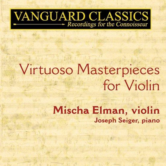 Virtuoso Violin Masterpieces