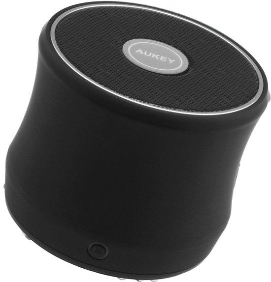 bol.com   Aukey Wireless waterdichte Bluetooth Speaker - Black